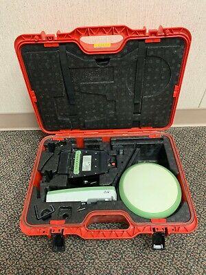 Leica Survey Grade Rtk Gps Atx1230gg Rx1250x Data Collector Ght56