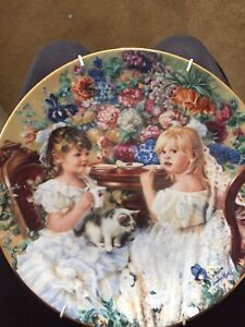 """The Tea Party"" by Sandra Kuck -reduced"