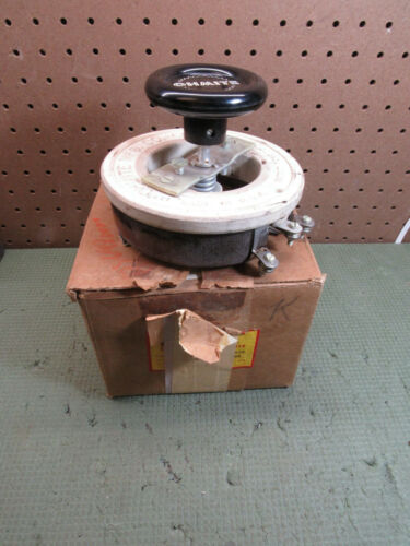Ohmite 0668 Model N Ser A Vitreous Rheostat Potentiometer 300 Watt 1200 OHM