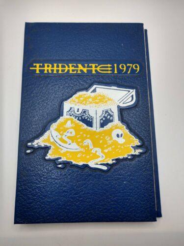 Vintage 1979 USNA U.S. Naval Academy Annapolis Trident Planner Calendar