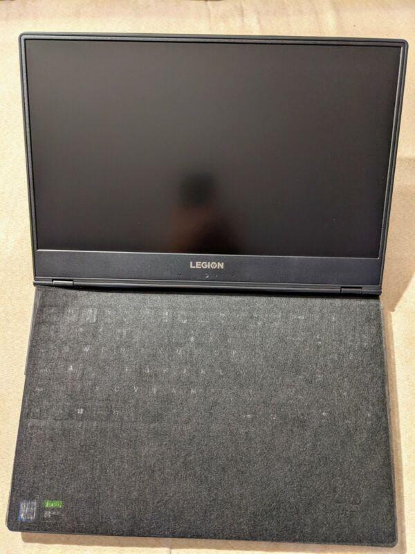 New! Lenovo Legion Y540 / i7-9750H / GTX 1650 / 24GB RAM / 1.5TB / Gaming Laptop