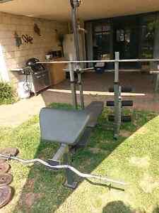 Home gym equipment Bertram Kwinana Area Preview