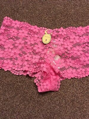 La Senza knickers size 8. for sale  Leicester
