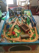 Thomas The Tank Train Table, Trains, Bridges/Tunnels&Tracks $450 Surrey Hills Boroondara Area Preview