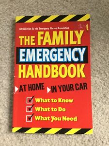 Book - The Family Emergency Hand book