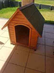 Dog kennel East Branxton Cessnock Area Preview