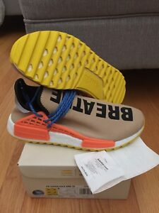 """BRAND NEW: SIZE 10.5 US - NMD TRAILS HU """"PALE NUDE"""""""