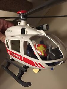 Playmobile Helicopter