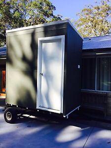 Mobile bathroom site shed granny flat Portaloo cabin Bensville Gosford Area Preview