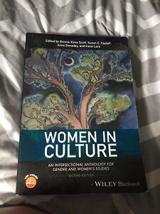 MSVU WOMEN & CULTURE TEXTBOOK