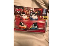 Brand New in Box Disney Pixar Cars Cruisin/' Tokyo Series Okuni and Shigeko