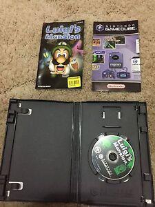 Luigi's Mansion - Nintendo GameCube Wagga Wagga Wagga Wagga City Preview