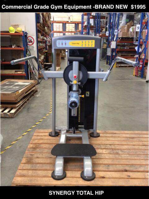 Commercial Grade Gym Equipment - TOTAL HIP | Gym & Fitness