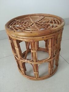 bamboo table Glendenning Blacktown Area Preview