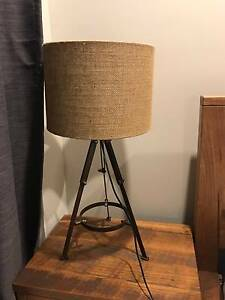 2 x Freedom Horden Tripod Table Lamps Newstead Brisbane North East Preview