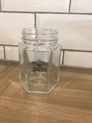 Jack Daniels  honey Mason Jar