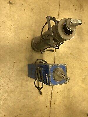 2 Phoenix Type 10b Model 1 Dry Rod Welding Electrode Stabilizing Oven 300f