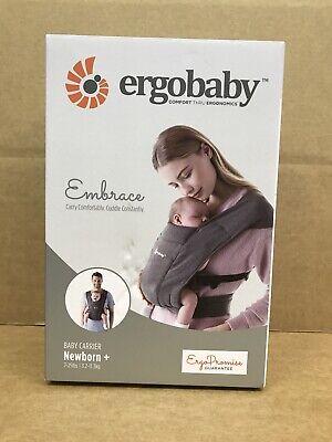 Ergobaby™ Embrace Newborn Carrier in Heather Grey