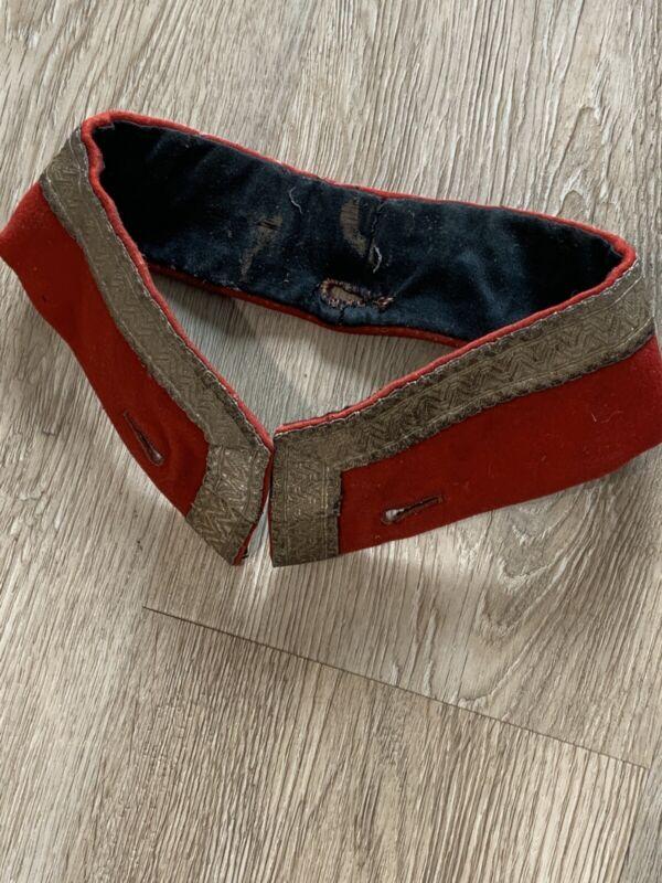 British Red Coat Artifact