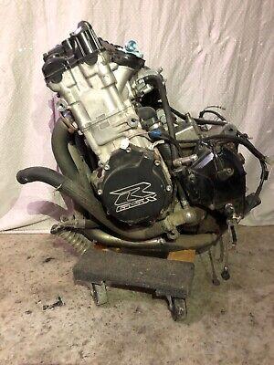 2005 05 06 2006 SUZUKI GSXR1000 GSXR 1000 MOTOR ENGINE TRANSMISSION 3,307 MILES