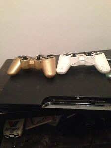 PS3 tons of games 2 controllers