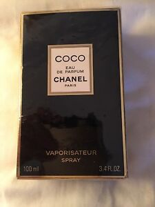Genuine Coco Chanel perfume never been opened $60