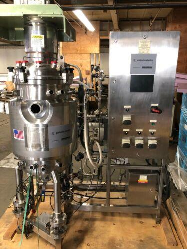 Sartorius Stedim Mueller 100L Bioreactor Stainless Steel 2009