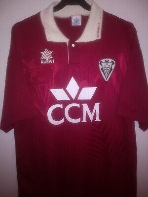 ALBACETE 1994-1995 CCM camiseta shirt trikot maillot maglia luanvi image