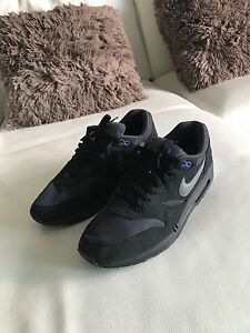 Nike Air Max 1 Premium black /grey /blue US 11 Perth Perth City Area Preview