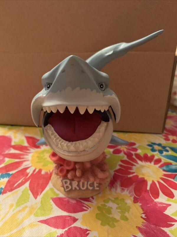 Disney Finding Nemo Bruce Shark Bobble Dobble Bobblehead Hand Painted Very Rare