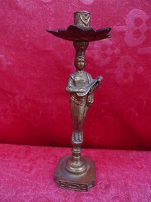 Beautiful, Old Chandelier__Figurine Candlestick ____