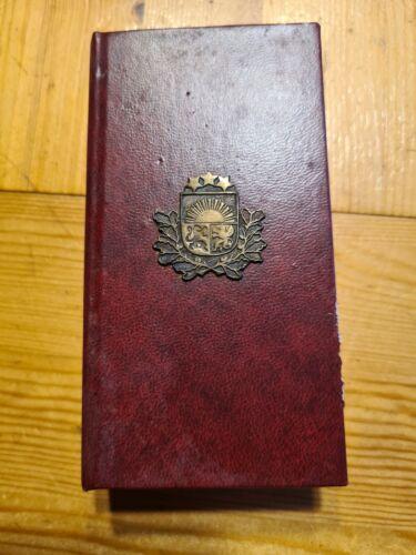 "Latvian Military Badge ""Par Latviju 1991"""