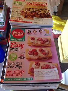 Foodnetwork magazines