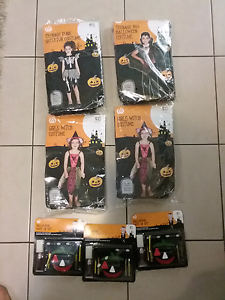 Halloween Girls/boys costumes Guildford Parramatta Area Preview