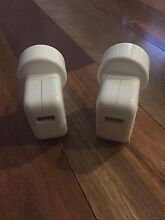 2 Genuine APPLE iPod USB power adapter - free post Waterways Kingston Area Preview