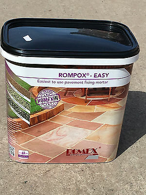 Rompox Easy Joint Jointing Mortar -  Basalt  (1 x 15kg)