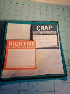 Knock Knock Brand - Square Sticky Notes -