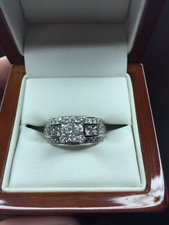 2.65 Carat Diamond Engagement Ring   Canning Vale Canning Area Preview