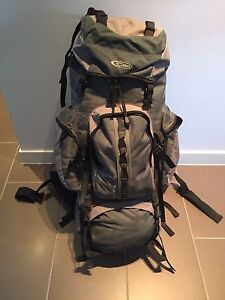 Rucksack 85L Southbank Melbourne City Preview