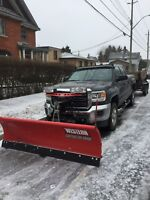 Snow Plowing Thunder Bay and Area