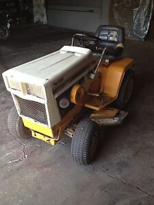 Tracteur internationale cub cadet