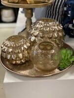 Riverdale Teelichthalter Zofia, Vintage Gold NEU%% Niedersachsen - Ottersberg Vorschau