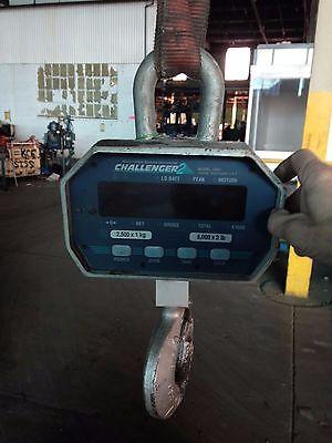 5000 Lb Digital Crane Scale Model Msi3360