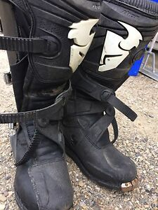 Size 10 dirtbiking boots