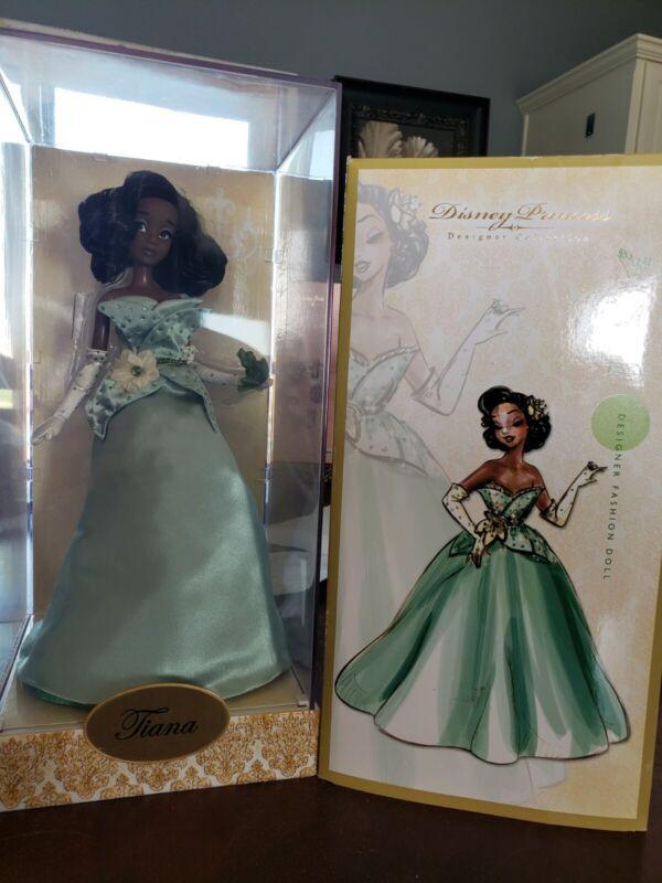 LE Disney Princess Designer Collection Doll Tiana