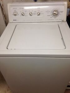 kenmore 400 dryer. kenmore dryer (and non-working washer) 400