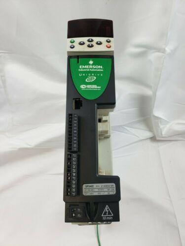 CONTROL TECHNIQUES EMERSON SP0402 3098-0006 0.55kW