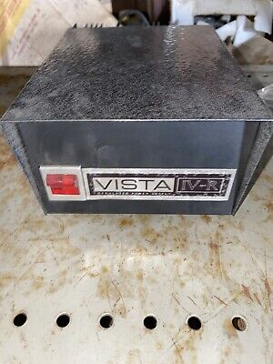 Vista Iv-r Regulated Power Supply Ham Shortwave Cb Radio 13.8 Volt