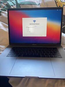 "MacBook Pro 15"" Touch Bar 2017 brand new screen"