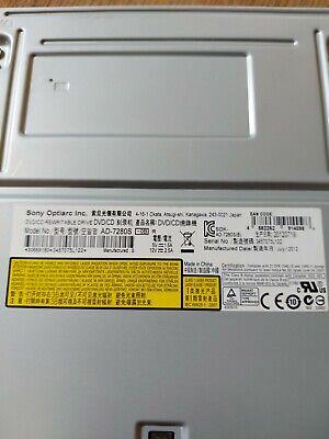 SONY NEC OPTIARC AD-7280S DVD WRITER    LAUFWERK SATA